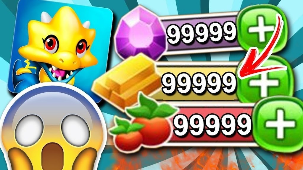 Dragon City Hack & Cheats | Unlimited Gems, Gold & Food